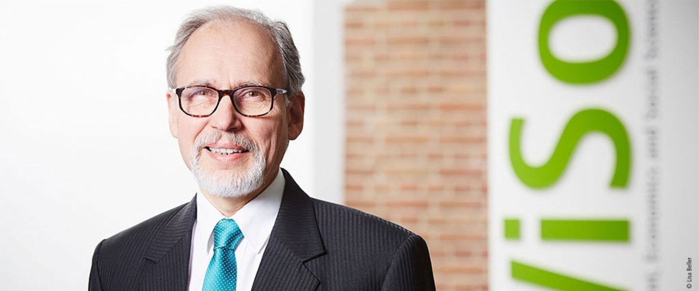 Portrait Prof. Dr. Thomas Hartmann-Wendels - Seminar for Business Administration and Banking Management