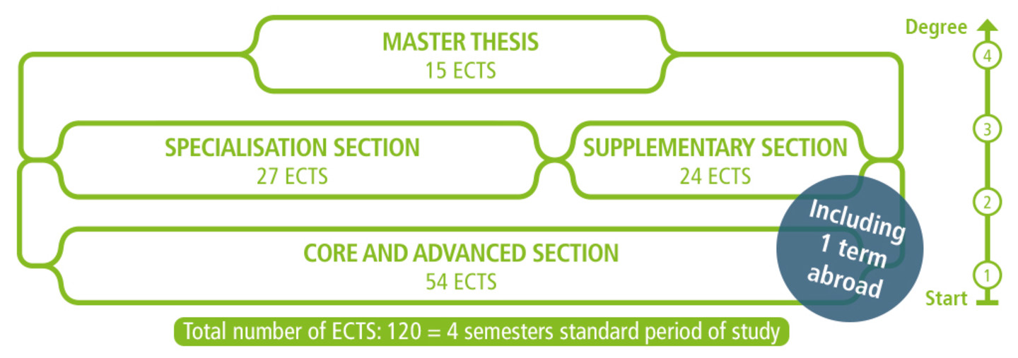 Structure: CEMS MIM: Master's in International Management