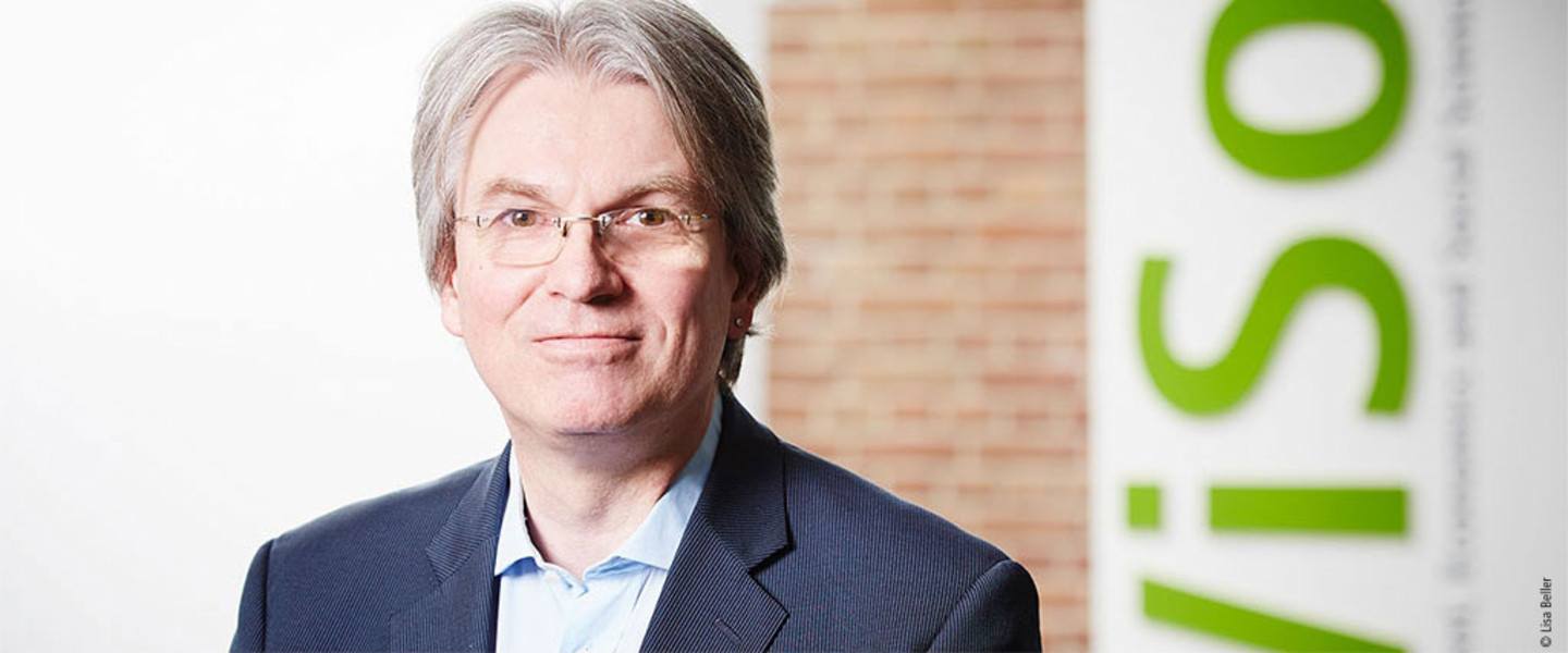 Portrait Prof. Dr. Rainer Dyckerhoff - Department of Economic and Social Statistics