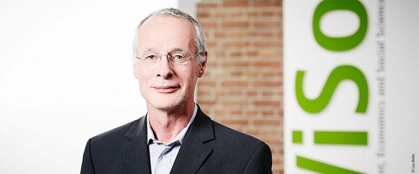 Portrait Prof. Dr. Hans-Jürgen Andreß - Empirical Social and Economic Research